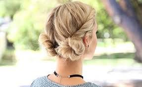 Frisuren Anleitung Chignon by Frisuren Für Mittellange Haare Styles Für Schulterlange Cuts