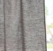 Natural Linen Curtain Fabric Linen Curtain 100 Linen Curtains Pure Classic Rough Linen