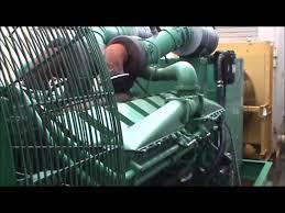 cummins kta50 g3 1250kw 480v open diesel generator set youtube