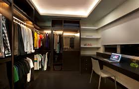 top modern walk in closet design to style and storage design