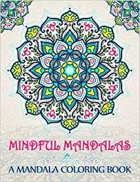 amazon mindful mandalas mandala coloring book unique