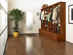 mudroom layout options and ideas hgtv