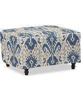 Ikat Ottoman New Shopping Special Cambridge Carlisle Ikat Ottoman 98513ot Accent