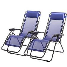 Lounge Patio Chair New Zero Gravity Chairs Case Of 2 Lounge Patio Chairs Outdoor Yard