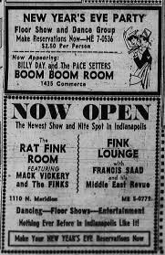 new year s setters boom boom room rat fink historic indianapolis all things