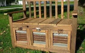 Patio Storage Chest by Patio Storage Bench Suncast Db5000b Deck Box 50 Gallon
