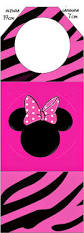 pink zebra minnie free printable mini kit is it for parties is