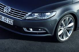 facelifted 2013 volkswagen cc makes its world premiere at the la