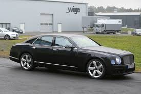 bentley miami 2017 bentley mulsanne spyshots reveal long wheelbase model arnage