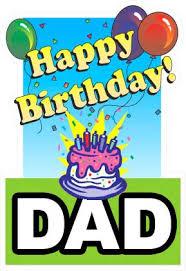 happy birthday dad card happy birthday daddy card birthday