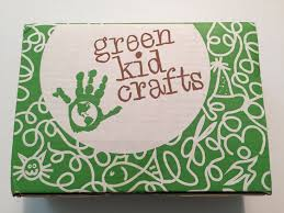 green kid crafts subscription box review coupon u2013 aug 2016 my