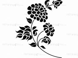 abstract rose wall decals vdf1100en artpainting4you eu abstract rose florals wall decals