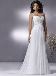 grecian wedding dress grecian chiffon empire wedding dress jojo shop