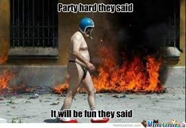 Party Hard Meme - party hard by zerotagg meme center