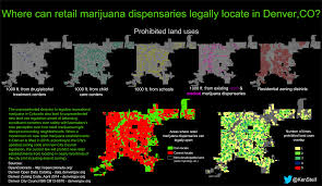 Map Of Dispensaries In Colorado by Where Can Retail Marijuana Dispensaries Legally Locate In Denver
