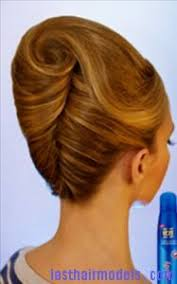 large hair pleats 28 best vertical rolls french pleat images on pinterest french