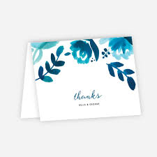 where to buy thank you cards bohemian floral wedding thank you cards paper culture