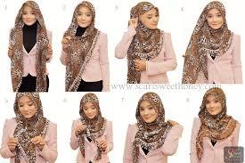 simple hijab styles tutorial segi empat hijab tutorial scarf sweethoney