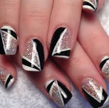 31 white tip nail designs related nails