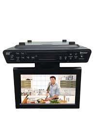 under cabinet kitchen radios under kitchen cabinet tv dvd radio combo