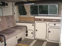 volkswagen camper inside volkswagen vanagon interior gallery moibibiki 1