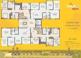 world s best house plans house plan kohinoor nano homes in ravet pune price location map