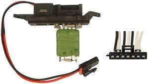amazon com dorman 973 410 blower motor resistor kit automotive