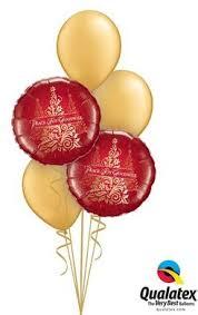 graduation smiley bouquet 32 balloons vancouver jc balloon studio