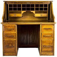 secretary desk for sale craigslist 67 most superlative roll top desk craigslist large oak with hutch