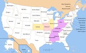 Idaho On Map Zwölf Tote Nach Tornados Im Us Mittelwesten U2013 Wikinews Die Freie