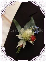 Groom S Boutonniere Sydney Grooms Boutonniere Flowers For Ever After U2013 Artificial