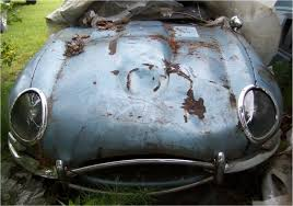 jaguar xke e type restoration blogs