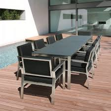 4 Seater Patio Furniture Set - 4 seater glass dining sets gallery dining