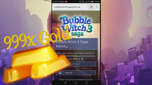 bubble witch 3 saga hack unlimited gold youtube