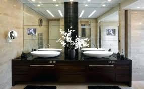 bathroom mirror design bathroom mirror trends image of lighted bathroom mirror black master
