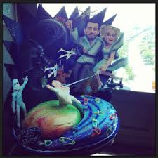 star wars baby shower may the force be with jaime king parents