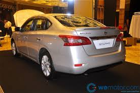 Launch 3rd Generation 2014 Nissan Sylphy Starting Rm111 900 Otr