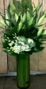 Modern Flower Vase Arrangements 160 Best Spa Reception Flowers Images On Pinterest Flower