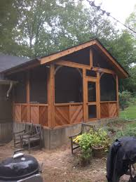 cedar avenue garage and screened porch u2014 shumaker u0026 daughters
