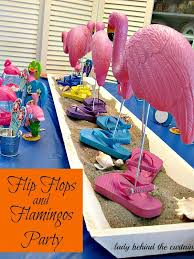 Summer Party Decorations 149 Best Summer Party Images On Pinterest Pink Flamingos Summer