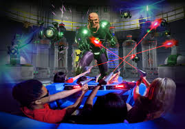 Six Flags Over Texas Holiday Hours North America U0027s First 4d Interactive Dark Ride Opening At Six