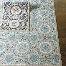 Suzanne Kasler Quatrefoil Border Indoor Outdoor Rug Merida Indoor Outdoor Rug Ballard Designs