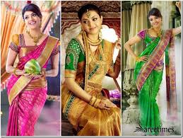 saree draping new styles south indian style of saree draping in an easy way saree draping