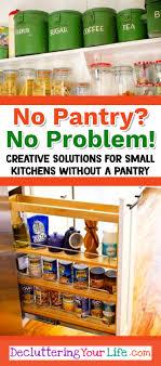 small kitchen organization ideas no pantry how to organize a small kitchen without a pantry