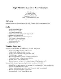 Resume Examples With No Experience Sample Resume For No Experience Flight Attendant Augustais