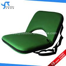 sieges de plage gros portable pliant rembourré inclinable sol plage chaise de siège
