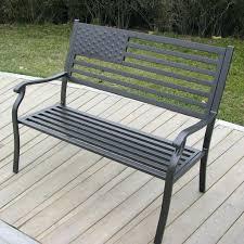 contemporary outdoor metal benches modern metal garden bench large