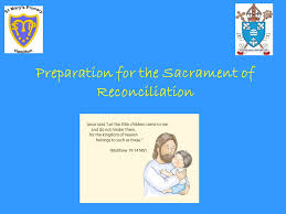 reconciliation gifts preparation for the sacrament of reconciliation ppt online