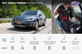 car subaru 2017 2017 subaru outback car seat check news cars com