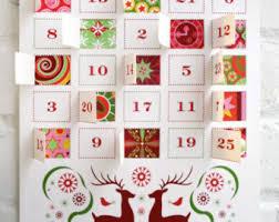 advent calendar advent calendar printable pdf